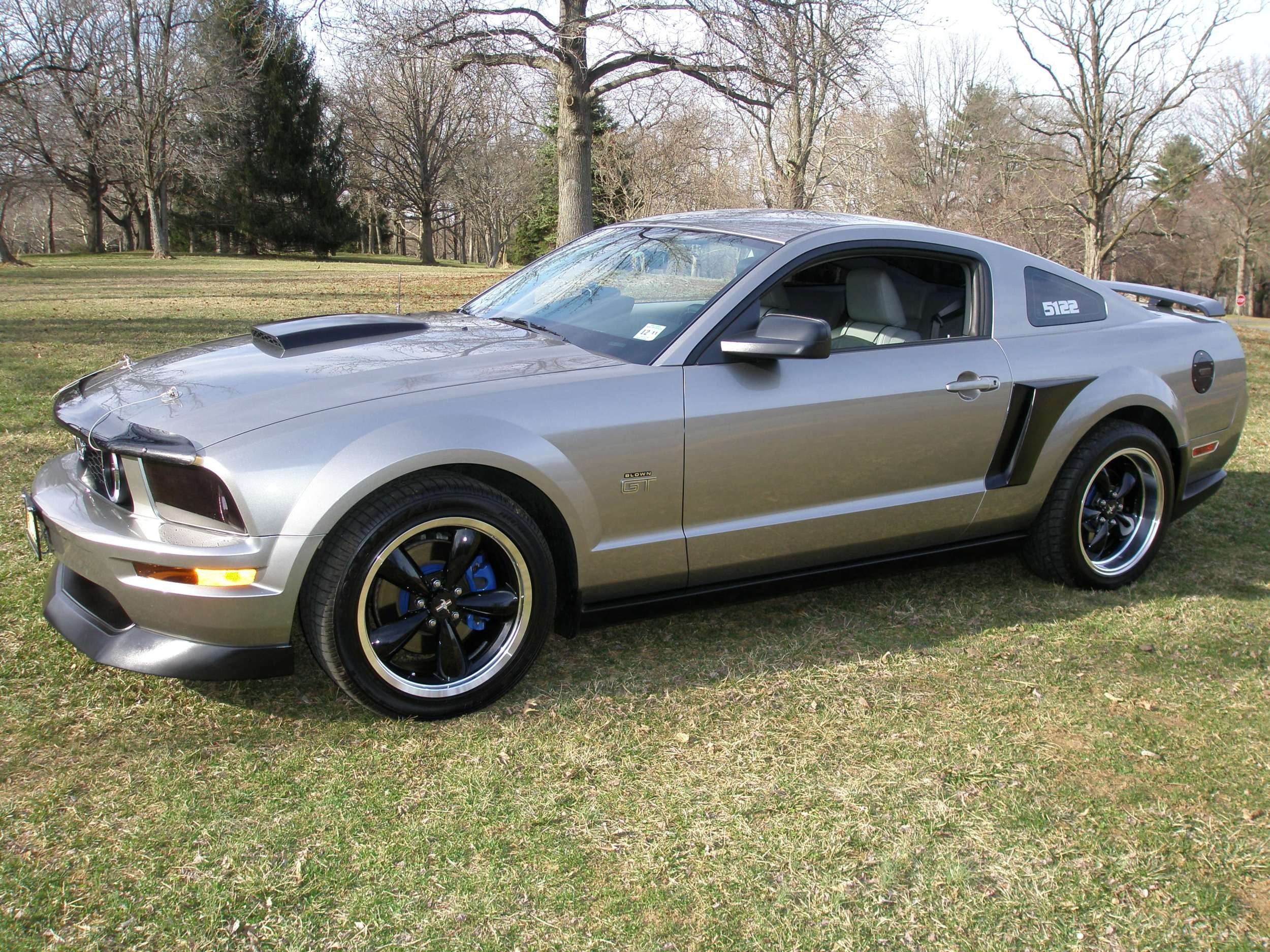 2008 blown mustang gt exterior mods completed ford - Mustang modification ...