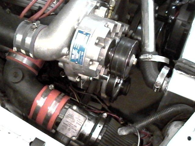 Ford Racing Smog Pump Eliminator Brackets - Ford Mustang Forum