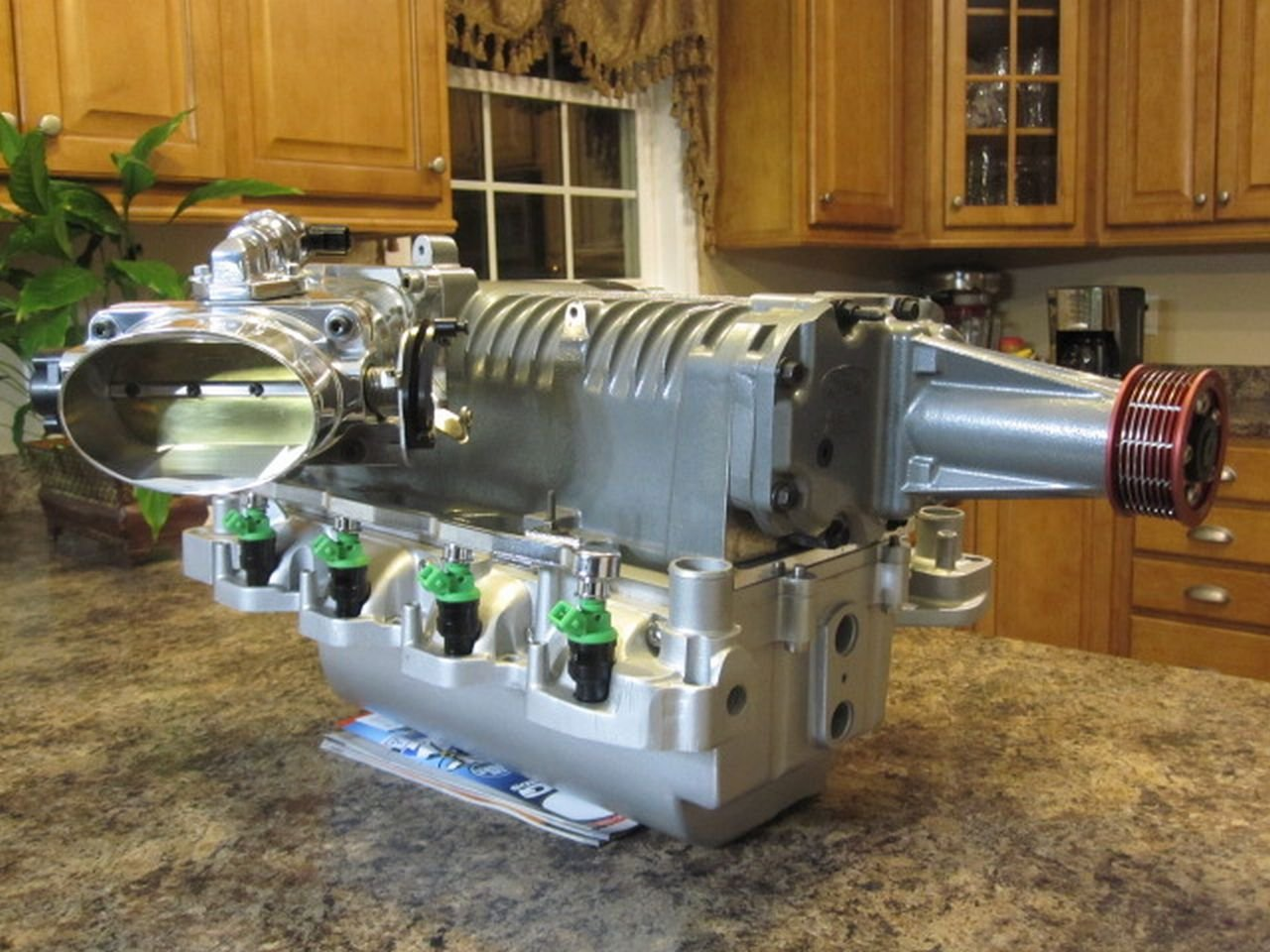 Terminator Cobra Supercharger 1Uz