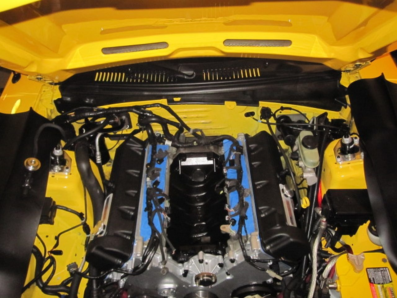 D Official Tork Tech Terminator Cobra M Supercharger Swap Thread Tork Tech Install Trick Flow Valve Covers Valve