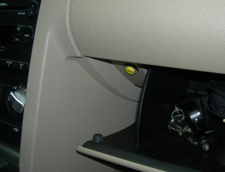 Trunk Release Switch Question Ford Mustang Forum