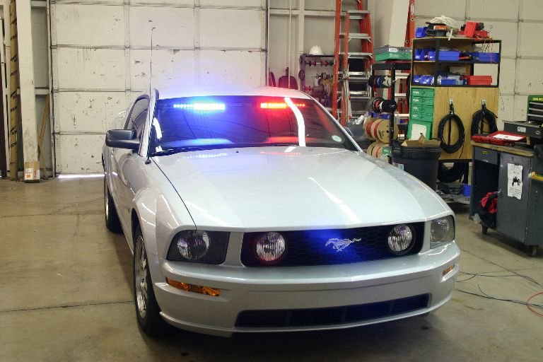 Police Package Mustang GT - Ford Mustang Forum