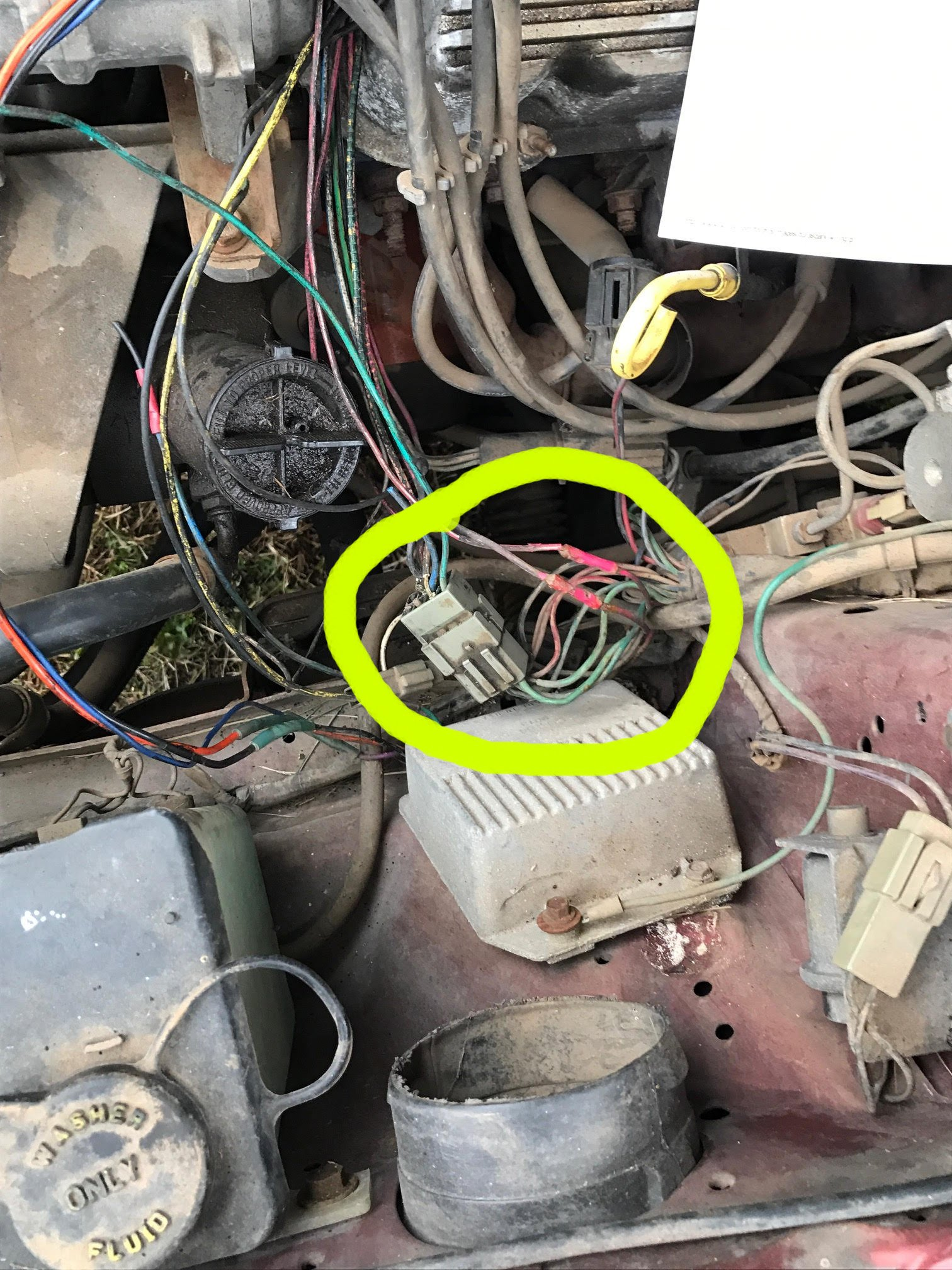 1985    Mustang    50    Wiring    question  Ford    Mustang    Forum