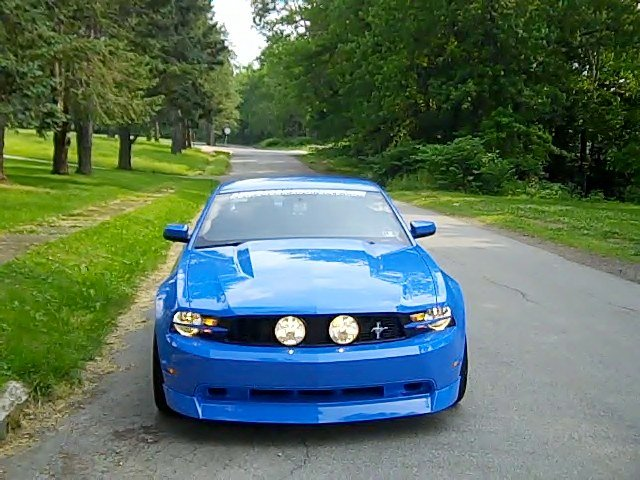 2013 Mustang Colors - Grabber Blue or Gotta Have it Green ...