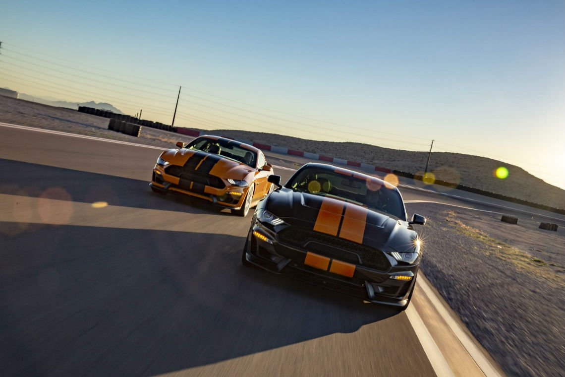 Hertz, Donut: Sixt Launches Supercharged Shelby Rentals