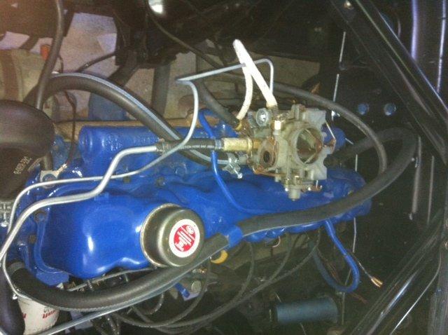 1966 Mustang Vacuum Line Ford Mustang Forum
