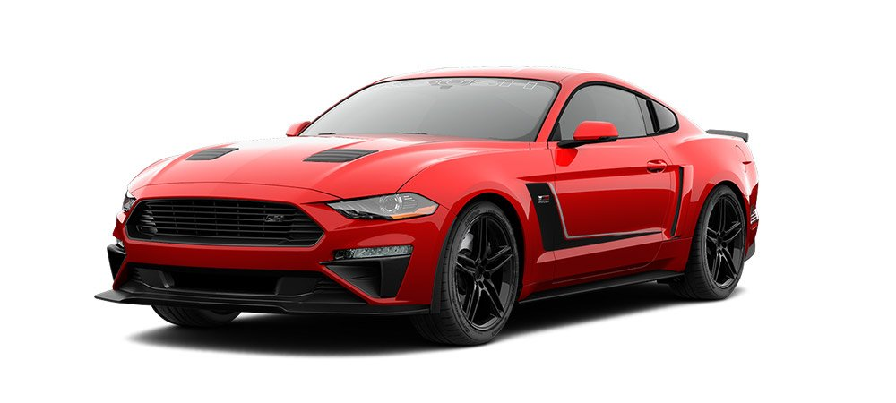 Roush JackHammer Mustang Pounds Out 710 HP - AllFordMustangs