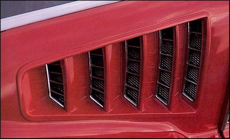 1965 Mustang Fastback Quarter Vents Ford Mustang Forum