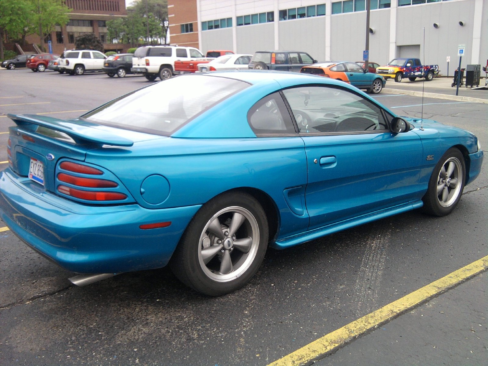 Gt's 2 Happened 5 Ford Sn95 The Nice P��gina 0 All What To -