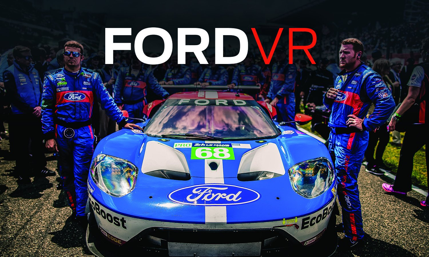 Only in America Will Ford's New VR App Get You High on Le Mans Again