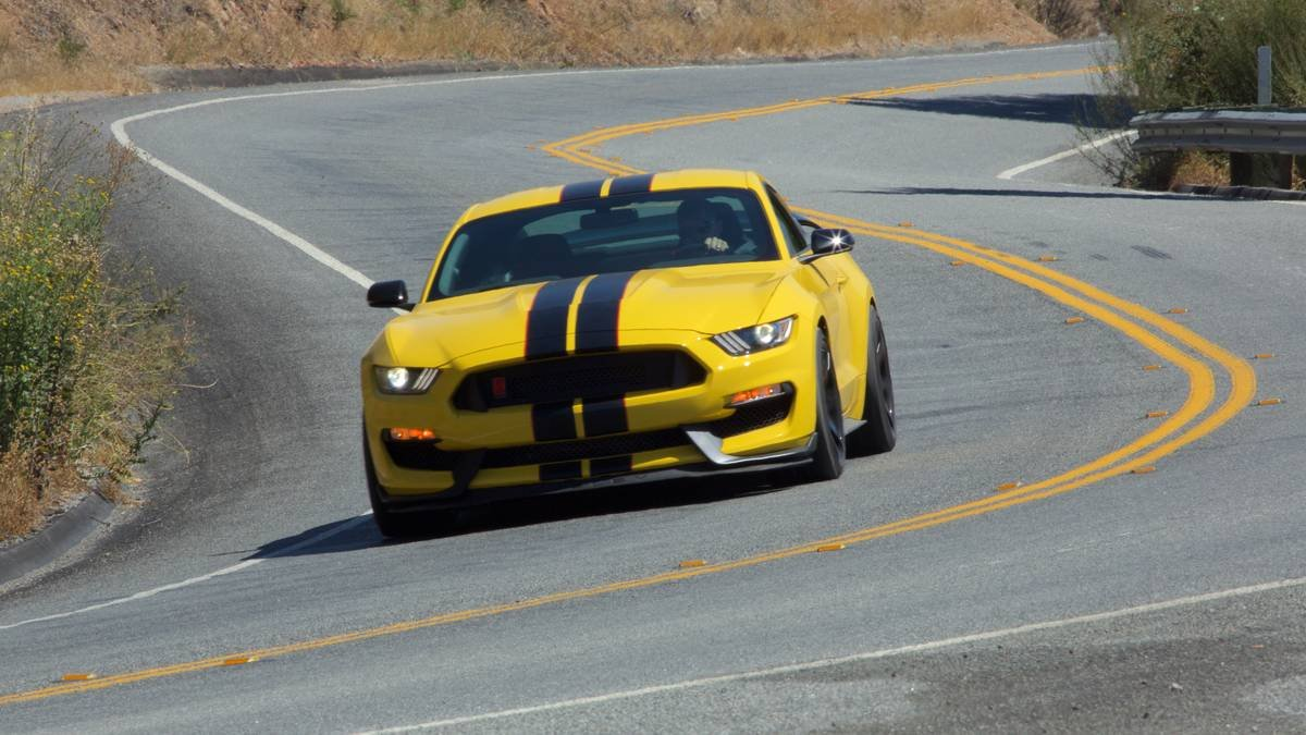 Shelby GT350 Has the Highest Resale Value of All High-Performance Cars…