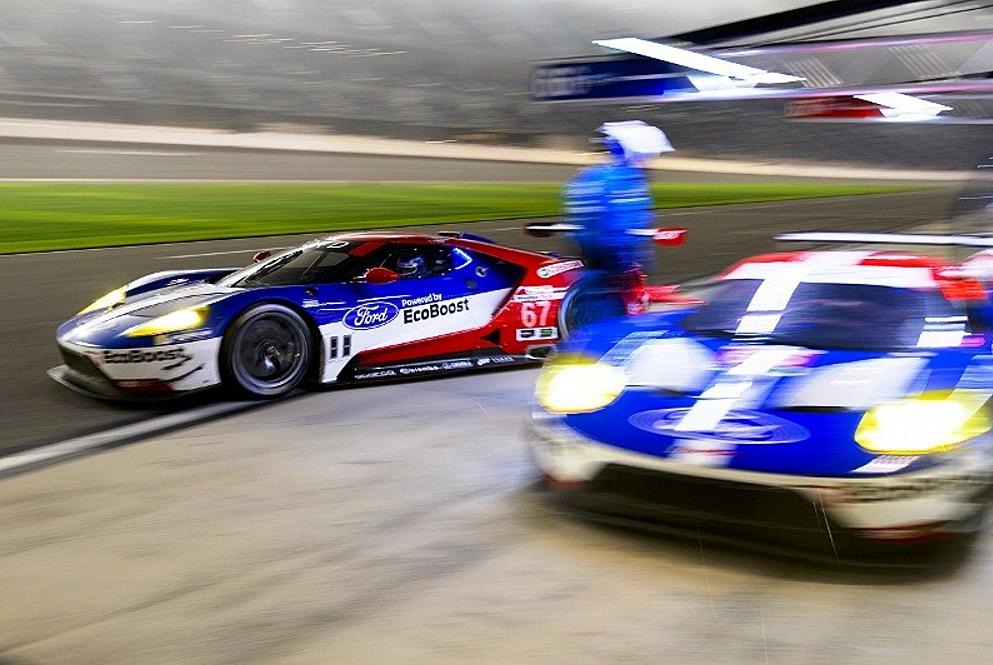 Ford Unveils Diverse Driver Lineup for Le Mans
