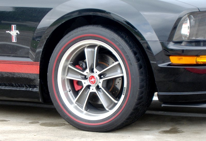 Konig Beyond Wheels With 1966 Mustang Gt Center Caps Pics