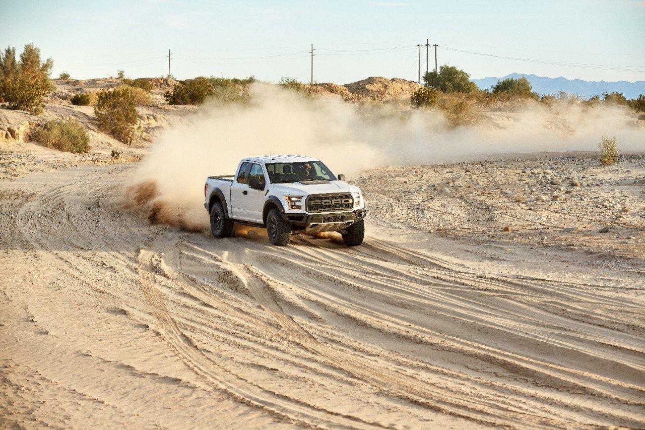 Report: Big-Power V8 Raptor Coming