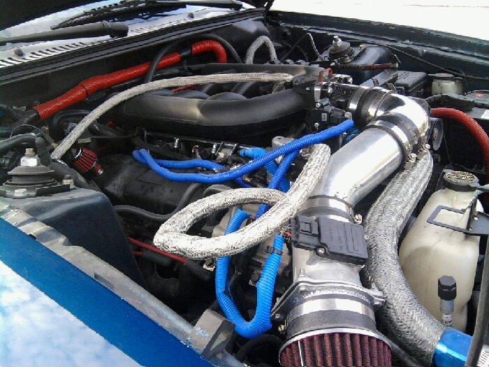 Windstar Intake Manifold Swap Into A 2000 V6 Mustang