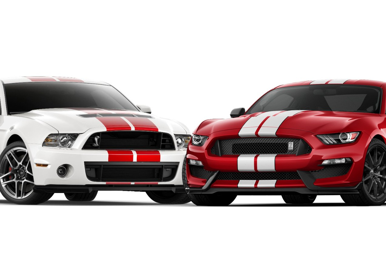 Would You Rather: GT350 or GT500?