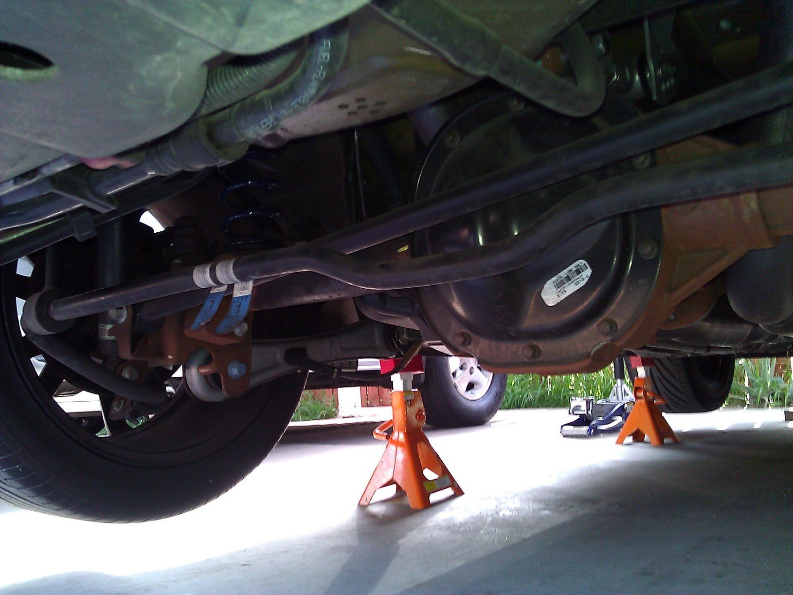 Front Sway Bar >> Whiteline Flatout Rear Sway Bar Installation - Ford Mustang Forum