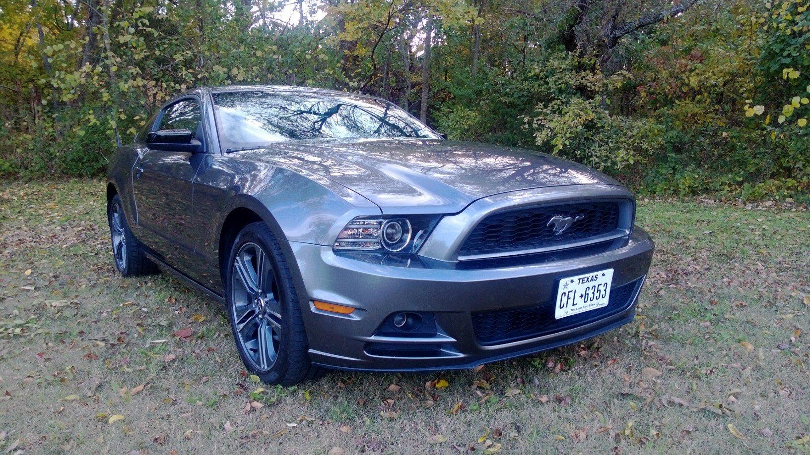 Plasti Dip Smoke On My Chrome Ford Mustang Forum