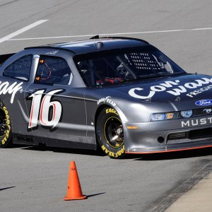 2010 NASCAR Nationwide Series Mustang