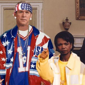 The Bush administration, straight gangsta