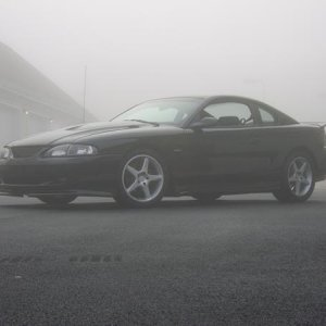 1998 ROUSH Mustang GT Stage 2