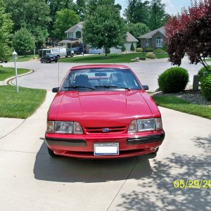 1989 Mustang LX 5.0