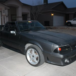 1992 GT Convertible Project Car