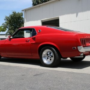 1969 Ford Mustang MACH 1 SportsRoof