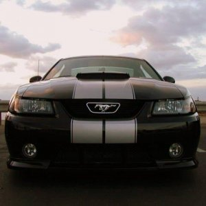 2003 Roush Mustang Coupe