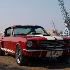 1965 Ford Mustang Shelby GT350 Recreation