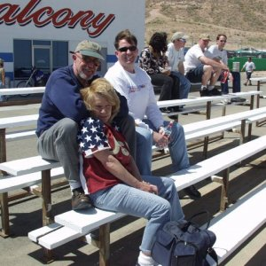 American Iron and CMC at Willow Springs