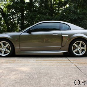 2001 roush stage 3