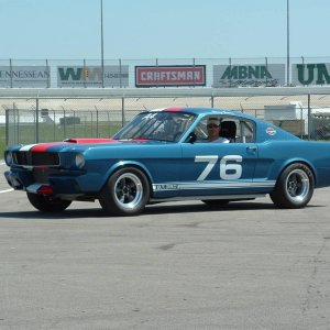 1965 Shelby GT350R Vintage/Historic Road Racer