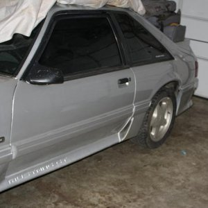 MY 93 GT PROJECT BUILD