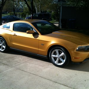 Ksquared - 2010 Mustang GT