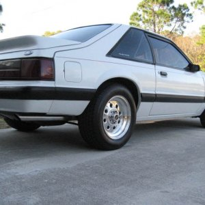 1990 lx mustang