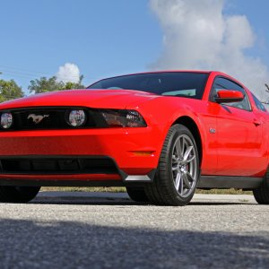 UPR's 2011 5.0 Mustang