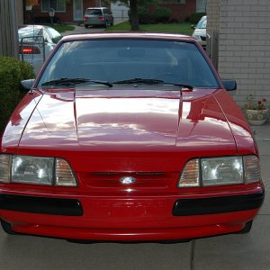1990 Mustang LX 5.0 Coupe