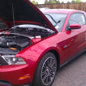 Our 2012 Mustang GT
