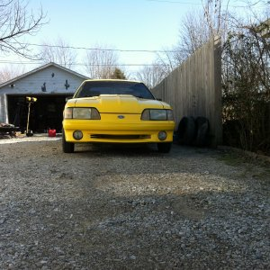 89 GT Project