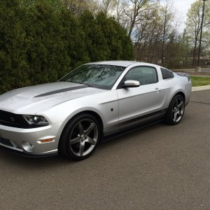 2012 Mustang Roush Stage 1