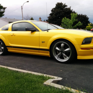 2006 Mustang GT Coupe S/C
