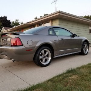 2001 GT Coupe