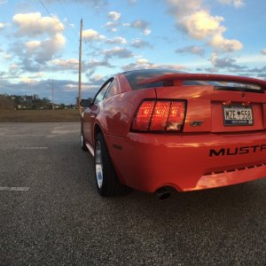 Updated 2003 Torch Red GT Pictures - Give me your thoughts!!