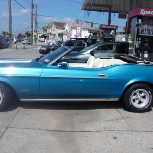 1973 Convertible 351 cleveland