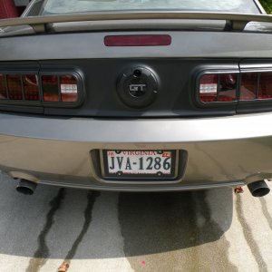 2005 Mineral Grey Cervini Taillights