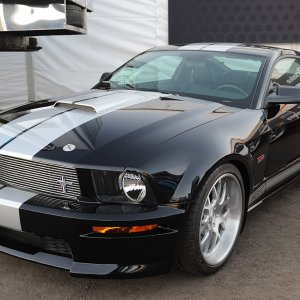 2007 Shelby GT Widebody