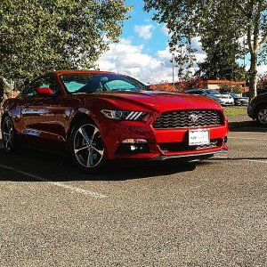 2016 Mustang Ecoboost