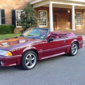 1990 GT Convertible 25th Anniversary Edition