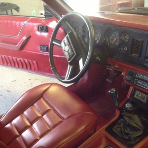 1983 Ford Mustang GT Convertible